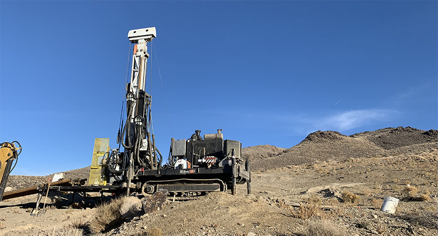 Explorer Starts Drilling Another Prospective Area at Nevada Property