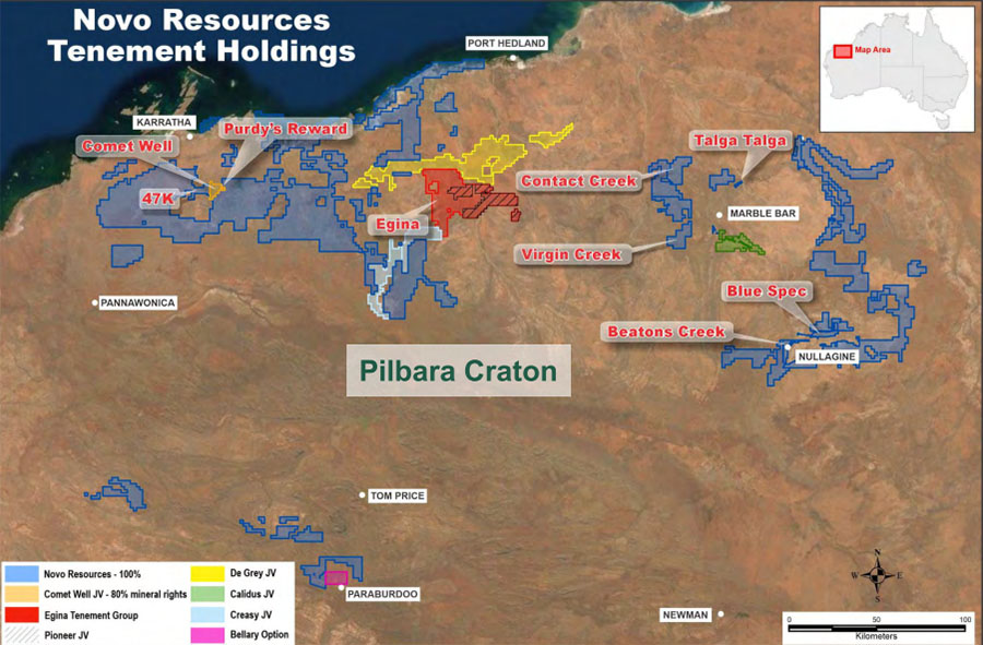 NOVO Resources: Australia's Next Gold Producer