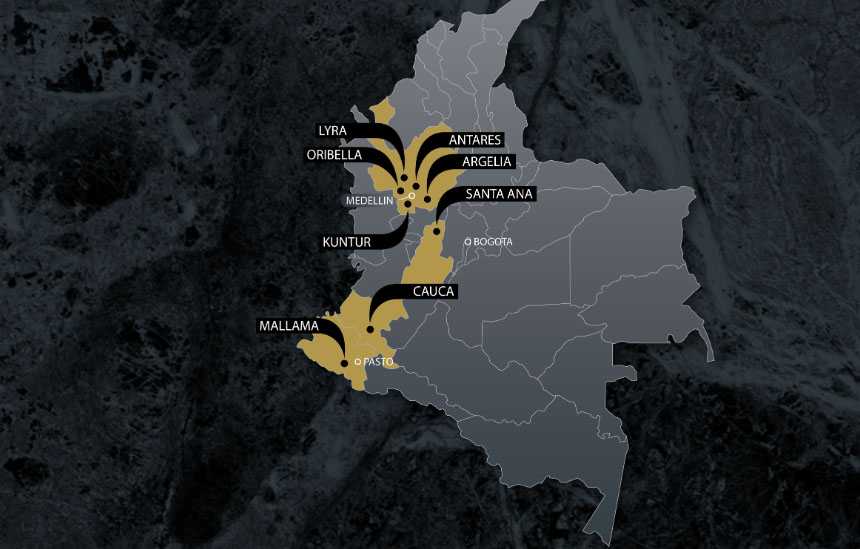 Miner Finding High-Grade Gold and Silver in Colombia Attracts Investment by Eric Sprott