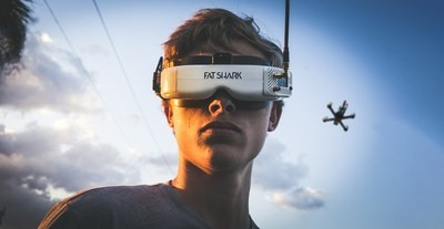 Drone Company Set to Acquire World's Leader in Drone Goggles