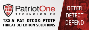 Learn More about Patriot One Technologies Inc.