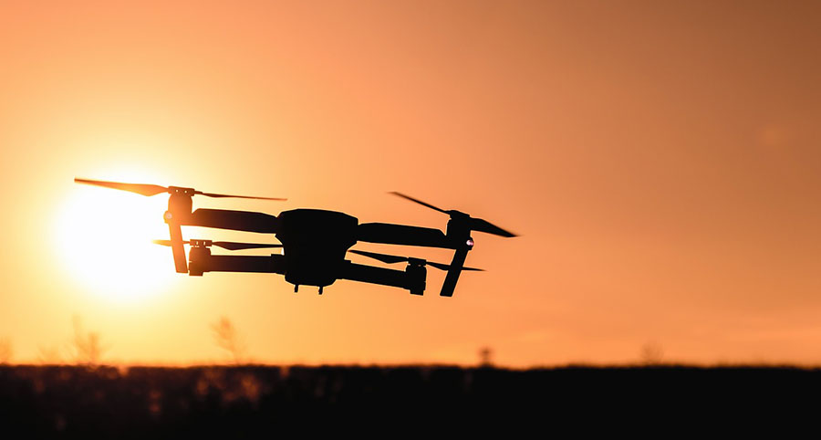 Drone Stock Looking Set to Take Off