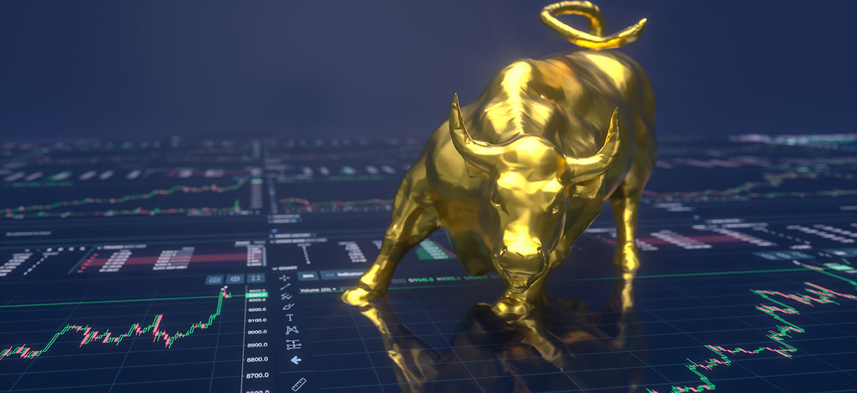 Mission Accomplished: The Gold Bull Is Back