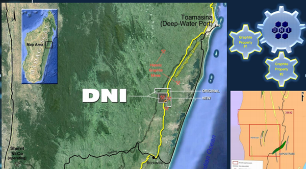 Graphite Mine Progressing in Madagascar