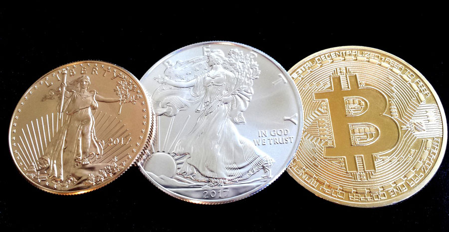 No Respect: Gold, Silver, Bitcoin and Debt