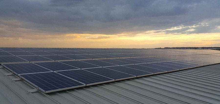Coverage Initiated on Firm 'Well Positioned to Benefit from the Rapidly Growing Solar Market'