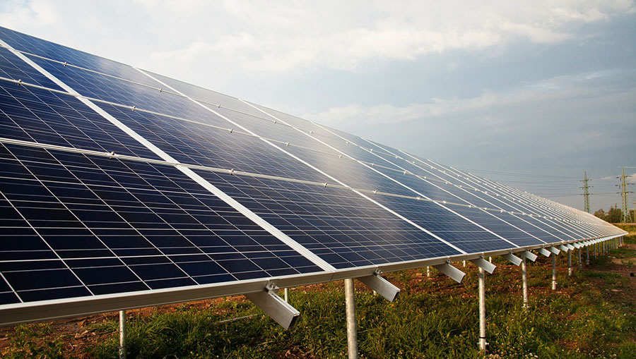 Solar Energy System Supplier's Project Pipeline at 'Record Levels'